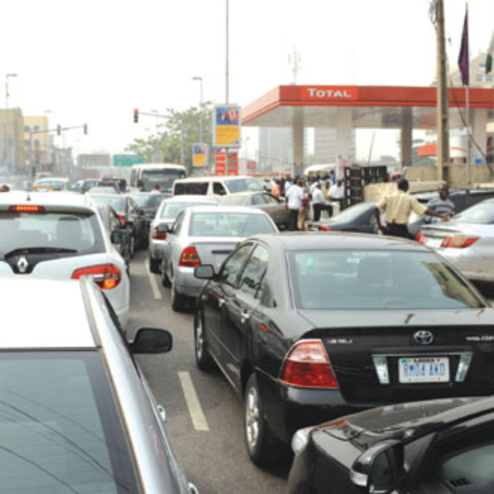 Fuel scarcity hits Enugu over tanker drivers' protest