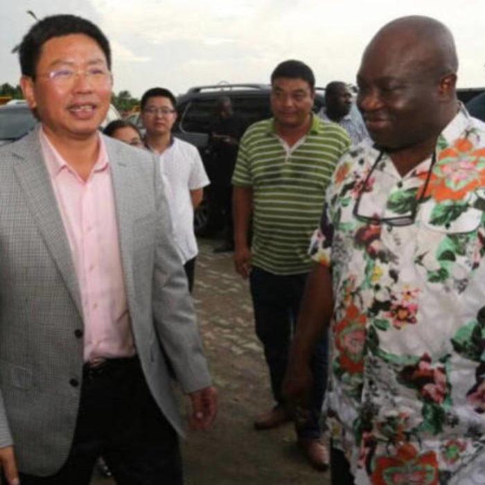 Ikpeazu receives $1.5 billion Chinese shoe investor