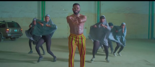 Video: #ThisisNigeria : Falz More like a Cover of Childish Gambino's Hit Track #ThisisAmerica