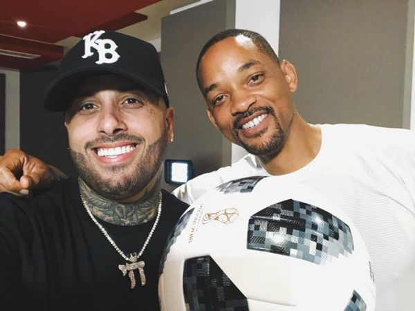 Watch Will Smith And Nicky Jam In The Official Song For The #FIFAWorldCup2018 (VIDEO)