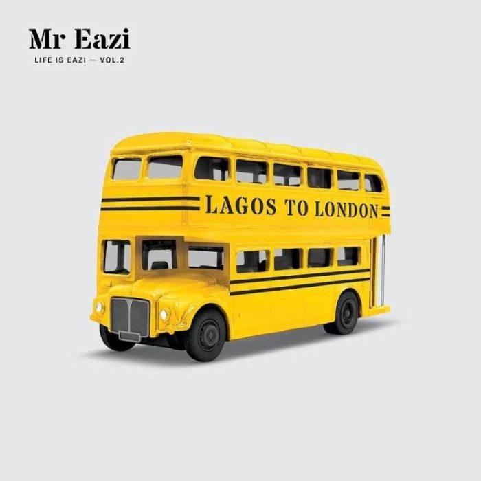 STREAM: Mr Eazi drops 'Lagos to London' mixtape featuring 2baba, Burna Boy