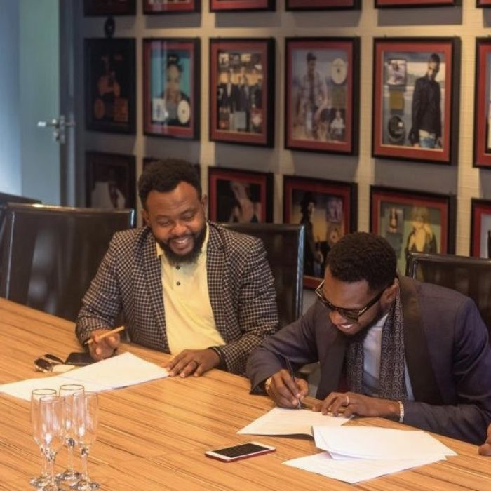 Sony Music Africa Partners With Kokomaster D'banj For Next Single 'Shake It'