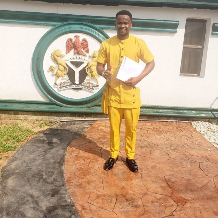 NOLLYWOOD ACTOR, ZUBBY MICHAEL APPOINTED SA TO ANAMBRA STATE GOVERNOR